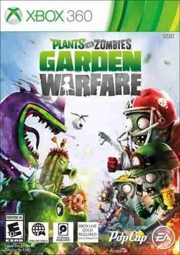 Descargar Plants Vs Zombies Garden Warfare [MULTI][Region Free][XDG3][iMARS] por Torrent